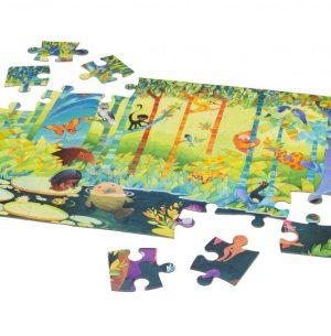 QC 05 Floresta Amazônica 48 peças