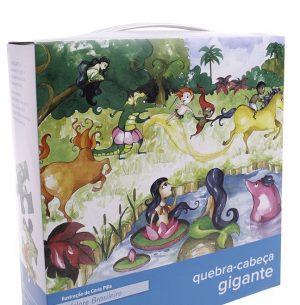 CQ 02 Q.Cabeça Folclore Brasileiro EMBALAGEM